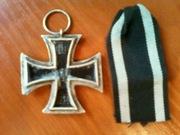 кайзеровский крест 1-ой мировой